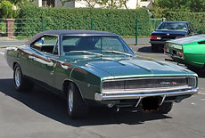Dodge Charger R/T 528 HEMI