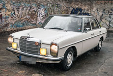 Mercedes-Benz 220 D W 115 Strich-8