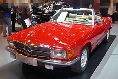 Mercedes-Benz SL (R107)