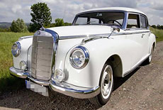 Mercedes-Benz 300 Adenauer W 186