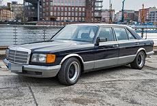 Mercedes-Benz W126 380 SEL