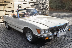 Mercedes-Benz 450 SL R 107