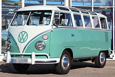 oldtimer vw t1 bus bulli von 1963 mieten 6764 film. Black Bedroom Furniture Sets. Home Design Ideas