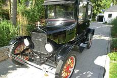 Ford Model T Tudor