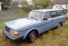 Volvo 245 GL D6 Diesel