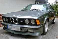 BMW E24 M635 CSi
