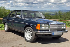 Mercedes-Benz W 123 230E
