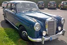 Mercedes-Benz Ponton 219