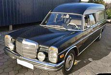 Mercedes-Benz W114 Bestattungswagen