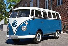 VW Bus T1 Bulli Deluxe