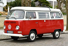 VW T2a Westfalia Bus