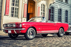 Ford Mustang Cabriolet