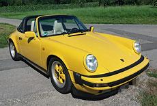Porsche Carrera 911 Targa