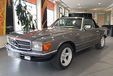 Mercedes-Benz 380 SL R 107