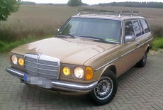 Mercedes-Benz W 123 300 TDT