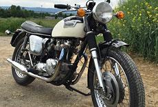 Triumph Bonneville 650 T120