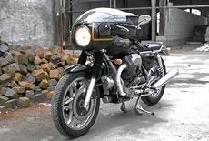 Moto Guzzi 850T5