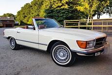 Mercedes-Benz 380 SL C107