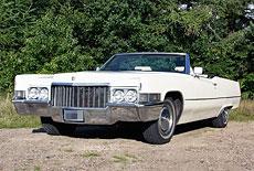 Cadillac Deville Cabrio
