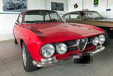 Alfa Romeo GT 1750 Junior