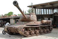 Panzerkampfwagen IS-2 (IS-122)