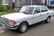 Mercedes-Benz W123 200 D