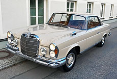 Mercedes-Benz W 111 250 SE Coupé