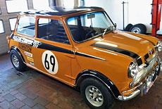 Austin Mini Cooper seven 1000