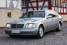Mercedes-Benz S 320 L W 140