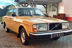Volvo 244 DLS