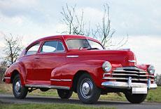 Chevrolet Fleetline Aerosedan