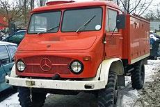 Mercedes-Benz Unimog 404.1