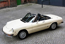 Alfa Romeo Spider 2000 Veloce