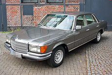 Mercedes-Benz 280 S Automatik W116