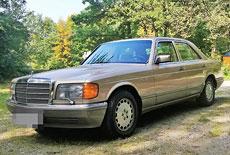 Mercedes-Benz 420 SE W 126