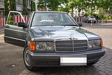 Mercedes-Benz 190 E 1.8 W 201
