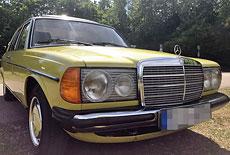 Mercedes-Benz W123 230