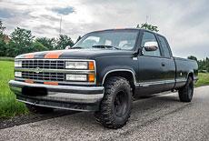 Chevrolet C1500 Silverado