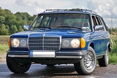 Mercedes-Benz S123 300 TD