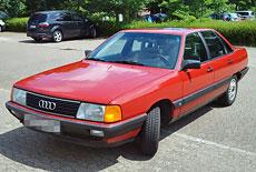 Audi 100 C3 (Typ 44) CS