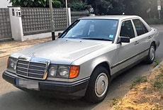 Mercedes-Benz E 260 W 124