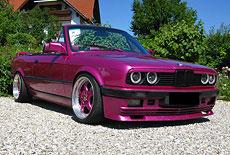 BMW 3er Cabrio E30