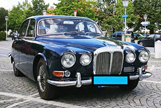 Daimler 420 Sovereign