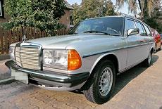 Mercedes-Benz W 123 TE