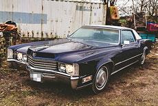 Cadillac Fleetwood Eldorado Coupé