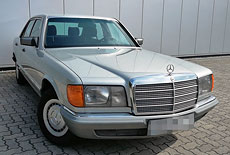 Mercedes-Benz W126 300 SD Turbodiesel