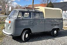 VW T2b Doppelkabine
