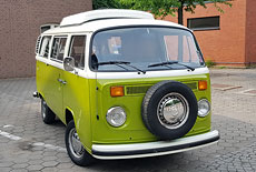 VW T2 Camperbus