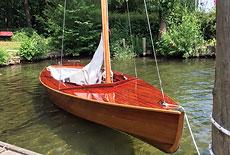 Segeljolle Pirat (Jugendbootsklasse)