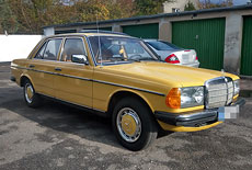 Mercedes-Benz 200 D (W123)